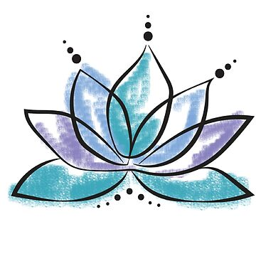 Blue Lotus by ampdesigns