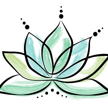 Green Lotus by ampdesigns
