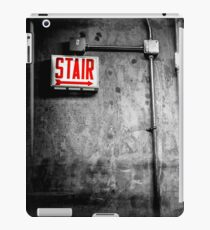 STAIR iPad Case/Skin