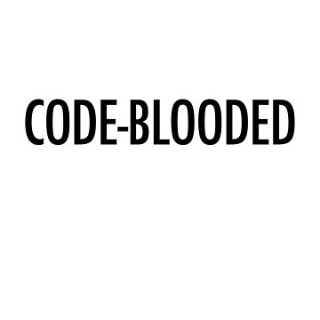 Code Blooded  by getthread