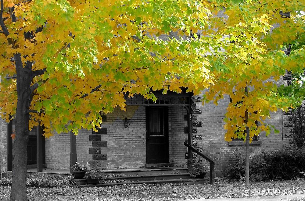 Leaves by Greta  McLaughlin