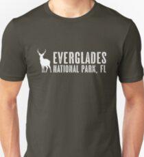 Deer: Everglades National Park, Florida Unisex T-Shirt