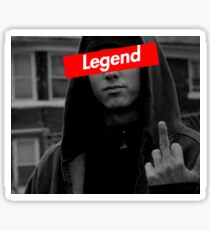 EMINEM LEGEND1 DESIGN Sticker