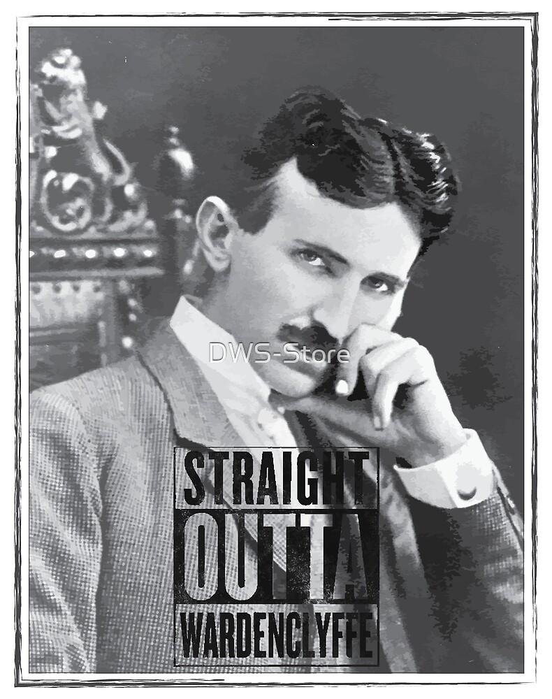 Straight Outta Wardenclyffe (Tesla) by DWS-Store