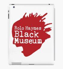 Black Mirror Black Museum iPad Case/Skin
