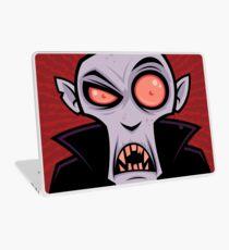 Count Dracula Laptop Skin