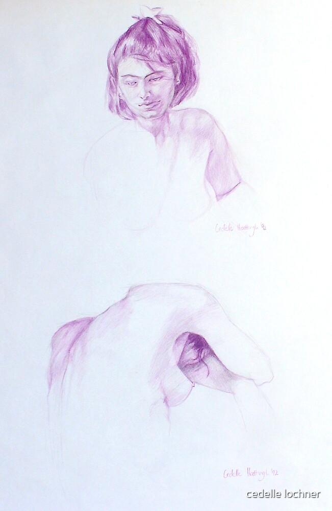 Girl x 2 by cedelle lochner