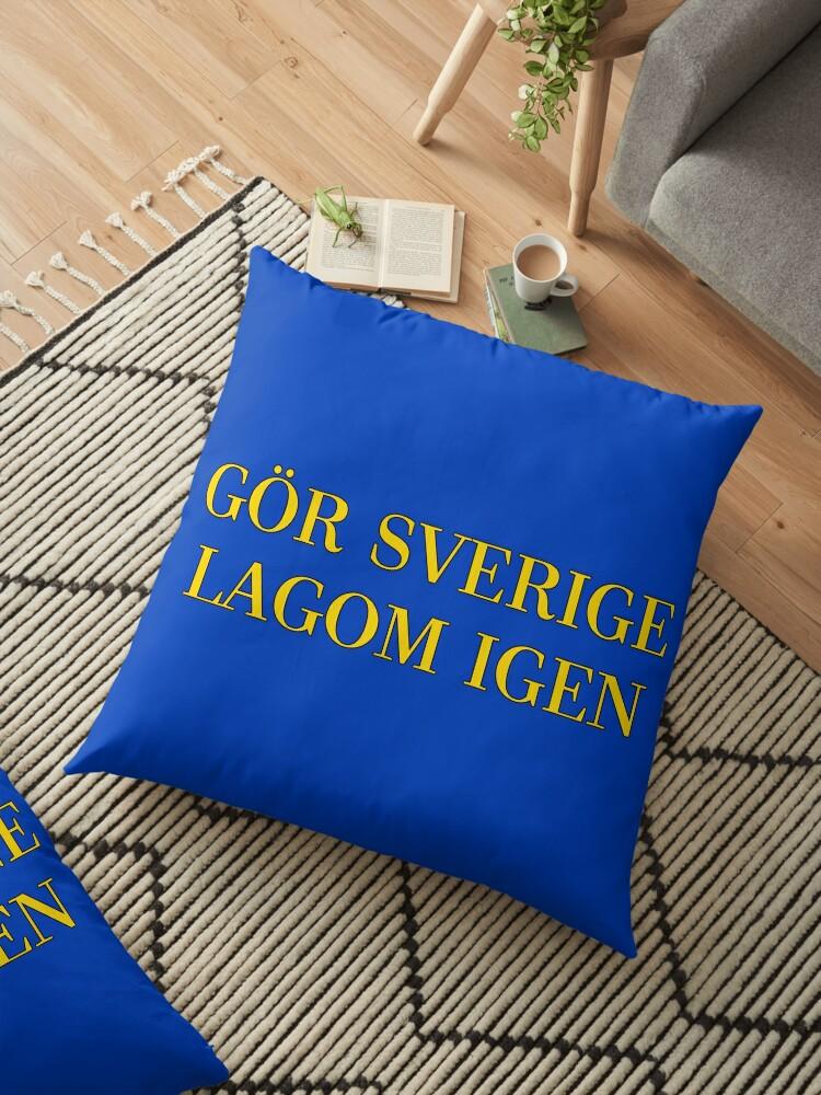 Sverige foll igen