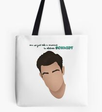 Can we all take a moment to celebrate SCHMIDT Tote Bag