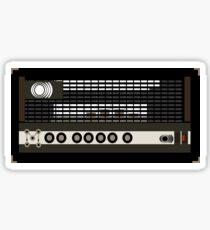 Sunn 0))) Model T Amplifier Sticker