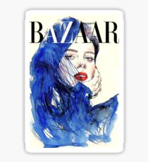 Bazaar Sticker