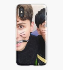 Dan Lester And Phil Howell YouTube  iPhone Case/Skin