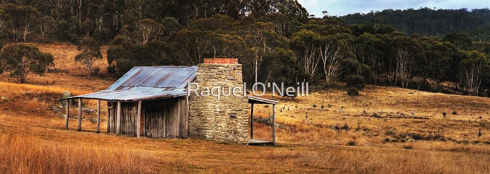 Namadgi Hut by Raquel O'Neill