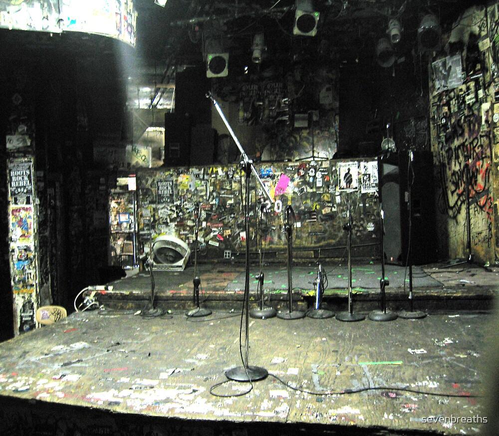 CBGBs by sevenbreaths