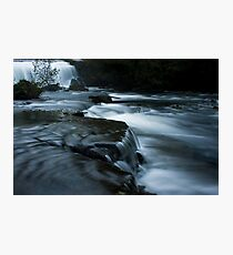 Monsal Dale Falls Photographic Print