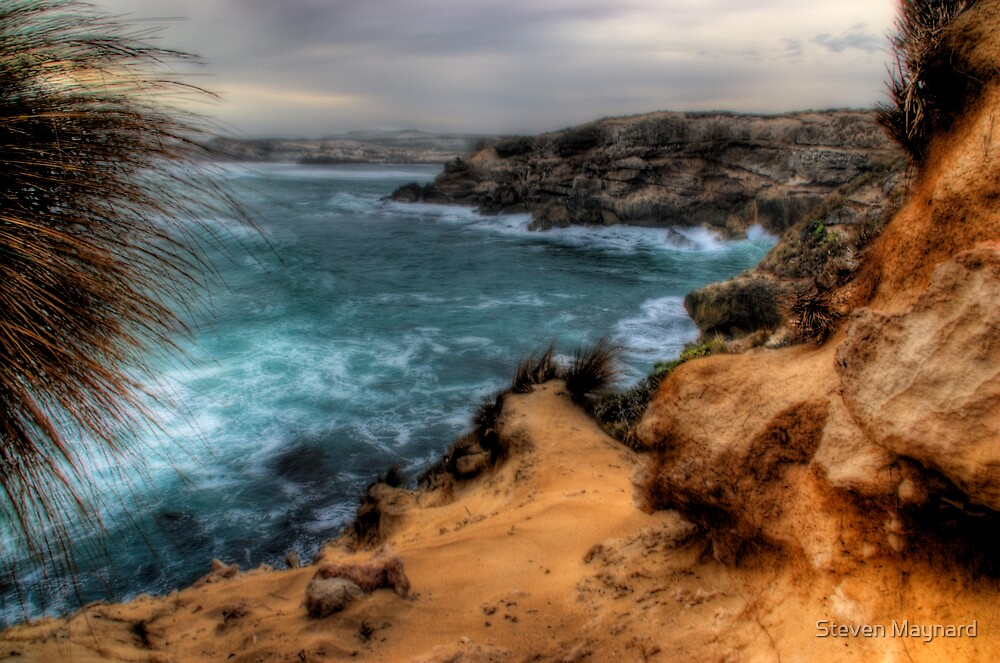 Coastline by Steven Maynard