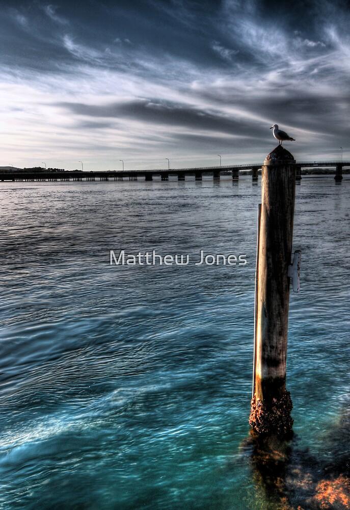 a new morning by Matthew Jones