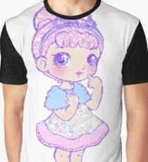 Cute Kawaii Crystal Queen L.O.L. Surprise Doll Art Graphic T-Shirt