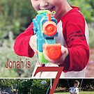 Jonah is 7 by janetJ