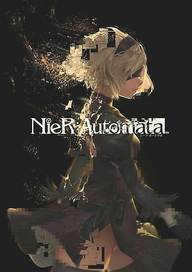 NIER AUTOMATA GAME 2018 DESIGEN by jjin555