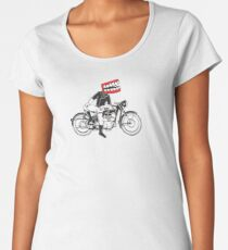 Bang Bang Mascot  Women's Premium T-Shirt