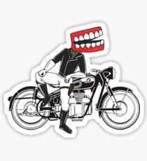 Bang Bang Mascot  Sticker