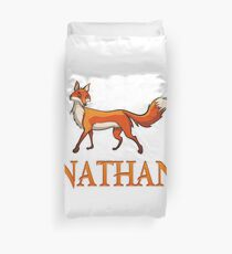 Nathan Fox Duvet Cover