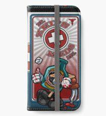 Dr. Zed's Meds iPhone Wallet/Case/Skin