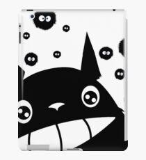 Kawaii Totoro (studio ghibli)  iPad Case/Skin