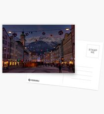 this time of the year ... Postcards