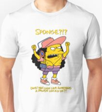 Sponge Otto SquarePants Unisex T-Shirt