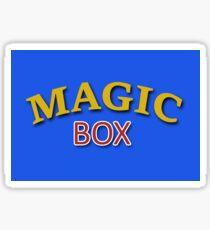 The Magic Box Sticker