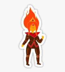 adventure time flame princess Sticker