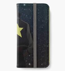 A Dandy Guy In Space iPhone Wallet/Case/Skin