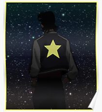 A Dandy Guy In Space Poster