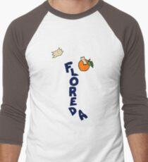 Hello Floreda Men's Baseball ¾ T-Shirt