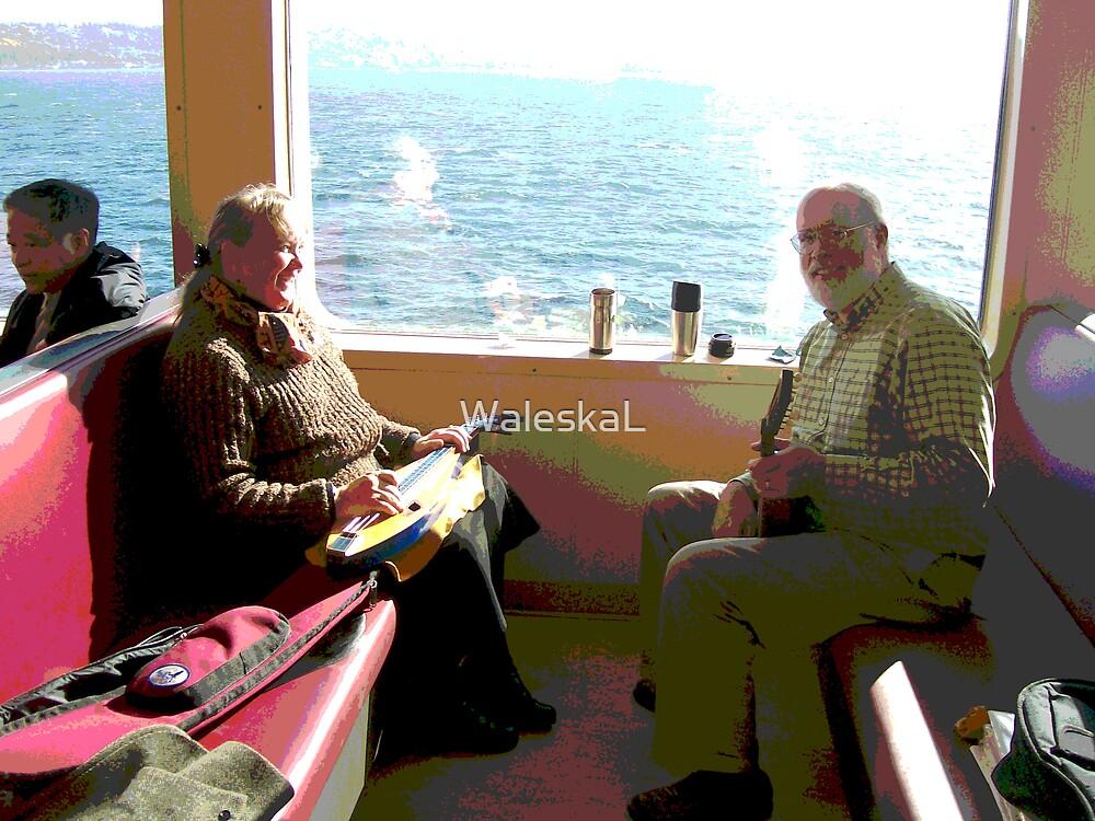 Artist Cruise by WaleskaL