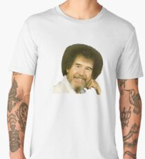 Bob Ross Cool Story Bro Men's Premium T-Shirt