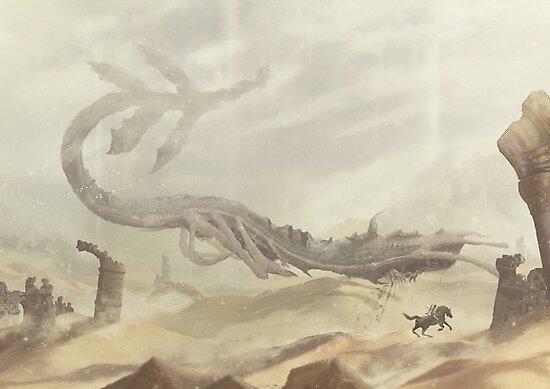 Phalanx's Shadow (10 Left!) by orioto