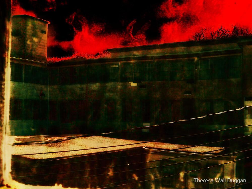 Apocalyptica #3 by Theresa Wall Duggan