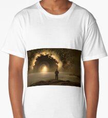 Secret Long T-Shirt