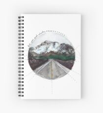 find your great adventure Spiral Notebook