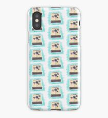 Polaroid Watercolor iPhone Case