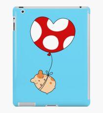 Heart Balloon Hamster iPad Case/Skin