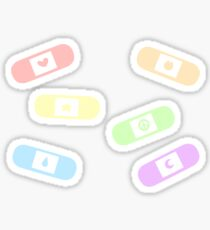 Bandages Sticker