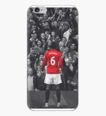 Paul Pogba Mann United Phone Case iPhone-Hülle & Cover