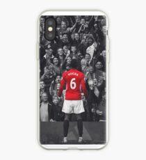 Paul Pogba Man United Phone Case iPhone Case