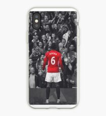 Paul Pogba Man United Phone Case iPhone Case