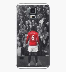 Paul Pogba Man United Phone Case Case/Skin for Samsung Galaxy