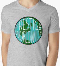 Step Brothers: Prestige Worldwide Mens V-Neck T-Shirt